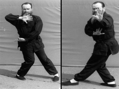 Grandmaster Mark Gates co-founder China Hand Kung Fu